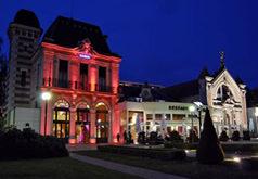 Casino Barrière du Parc de Besançon.