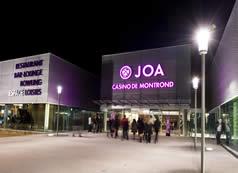 Casino Joa de Montrond-les-bains.