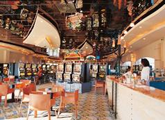 Le Casino La Siesta d'Antibes du groupe JOA.
