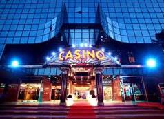 Le Casino Partouche de Juan-les-Pins, l'Eden.