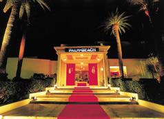 Le Casino Palm Beach de Partouche à Cannes.