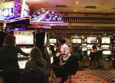 Casino Partouche Le Pharaon de Lyon..