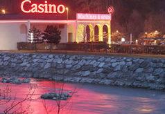 Grand Casino Partouche d'Annemasse.