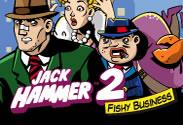 Machine à sous Jack Hammer 2 de Netent.