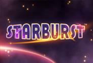 Machine à sous Starburst de Netent.
