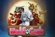 Machine à sous Wolf Cub de Netent.