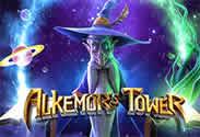 Machine à sous Alkemor's Tower de Betsoft.