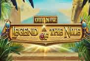 Machine à sous Legend of the Nile de Betsoft.