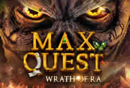 Machine à sous Max Quest Wrath of Ra de Betsoft.