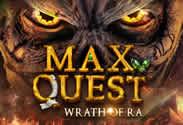Machine à sous Max Quest Wrath of Ra de Betsoft.