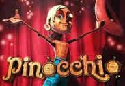 Machine à sous Pinocchio de Betsoft.