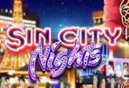 Machine à sous Sin City Nights de Betsoft.