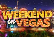 Machine à sous Weekend in Vegas de Betsoft.
