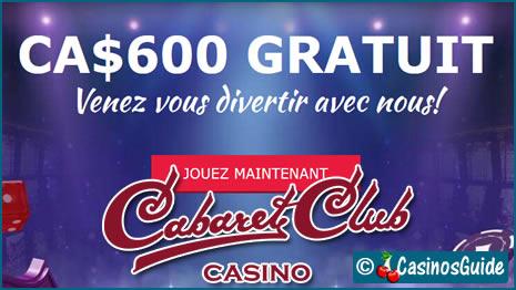 Cabaret Club, kasino online dengan 540 game dari Microgaming.