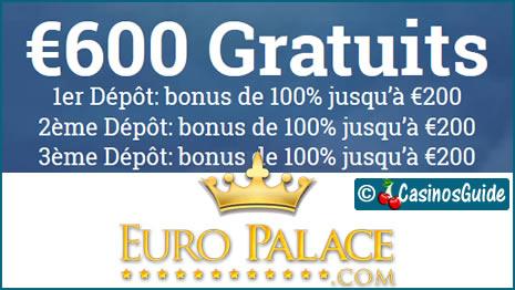 Europalace Casino Avis