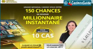 Casino Grand Mondial (Grand Monaco), un must de Microgaming avec 600 jeux.