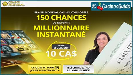 Grand Mondial Casino (Grand Monaco), suatu keharusan untuk Microgaming dengan 600 permainan.