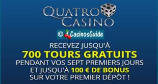 Casino Quatro, le site de machines à sous favori des joueurs .