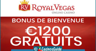 Casino Royal Vegas, le seul Microgaming qui dispose de plus de 700 jeux.