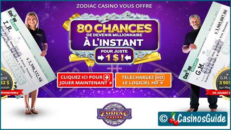 Zodiac Flash Casino
