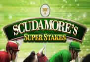 Machine à sous gratuite Scudamore's Super Stakes de Netent.